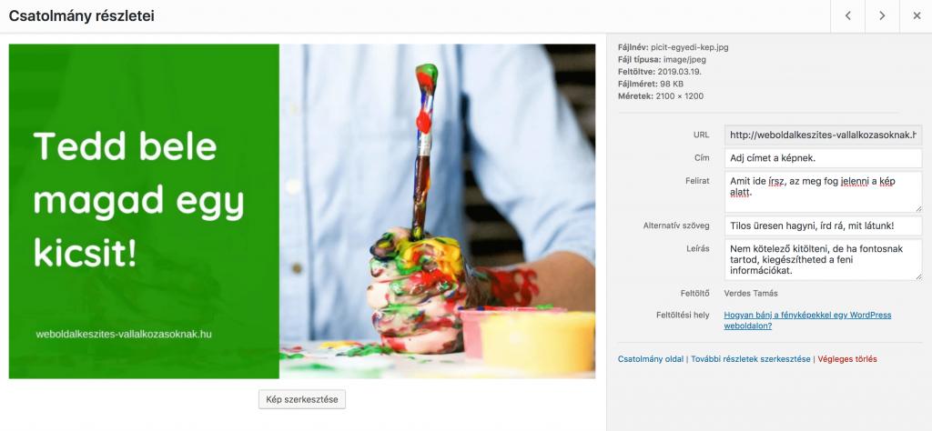 képek keresőoptimalizálása, fontos teendők lépések, image seo