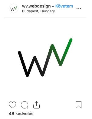 Weboldalkészítés Vállalkozásoknak az Instagramon